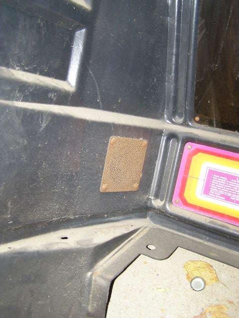 Tunnel Hunt speaker grill